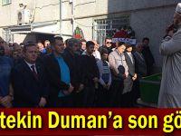 Gültekin Duman'a son görev