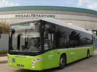 Kocaeli Stadyumu'na 12 ilçeden otobüs