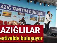 Elazığlılar İstanbul'da buluşuyor!