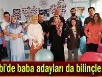 Farabi'de baba adayları da bilinçleniyor