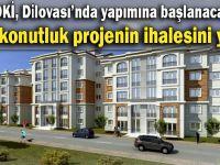 TOKİ, Dilovası'nda ki 429 konutluk projeye başlıyor