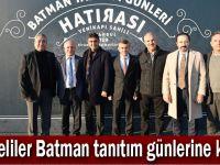 Gebzeliler Batman tanıtım günlerine katıldı