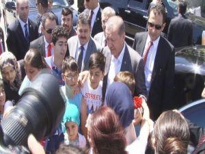 Erdoğan'ın babalar gününü kutladılar
