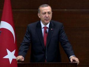 Erdoğan'dan gündeme dair değerlendirmeler