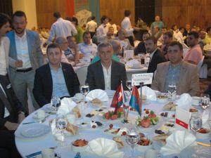 Fırtına Trabzonlu'lar iftarda buluştu