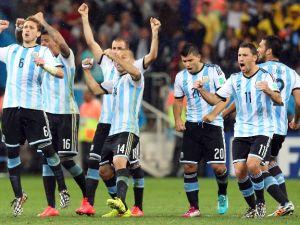 Finalin adı Arjantin-Almanya