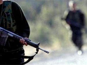 Askere saldırı: 1 şehit