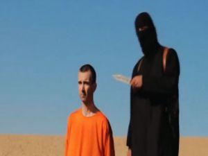 IŞİD, İngiliz rehinenin infaz videosunu yayınladı