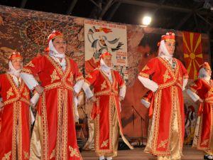 İstanbul Folklor Derneği Balkan Festivali'nde
